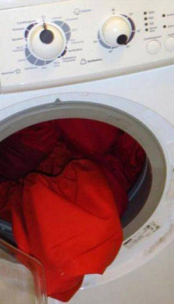 povera lavatrice